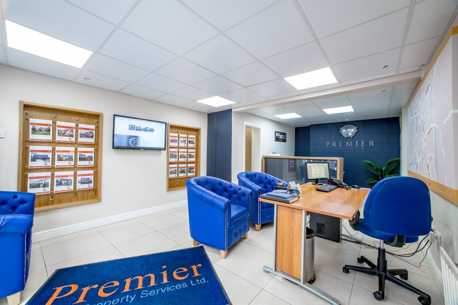 Premier Property Services Office Interior